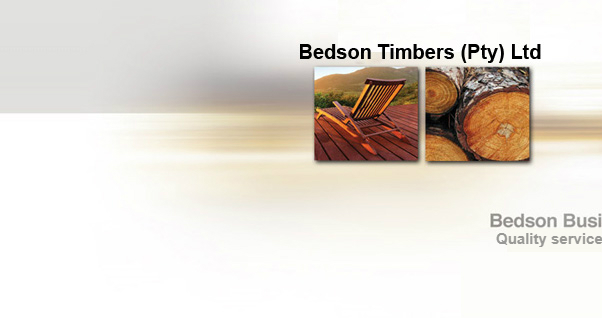 Bedson Timbers - Timber and Decking South Africa