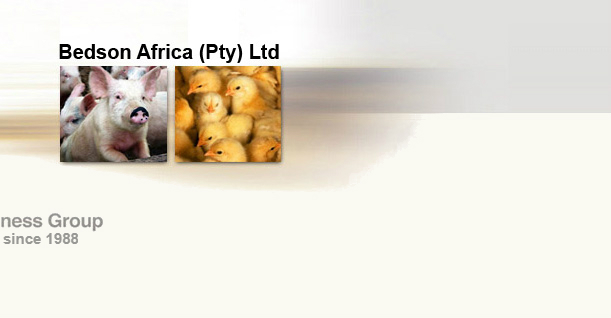 Bedson Africa Animal Health Products